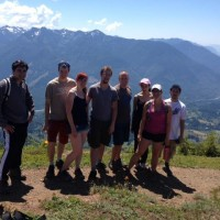 Singles hiking events