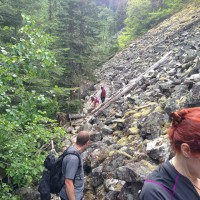 hiking for singles