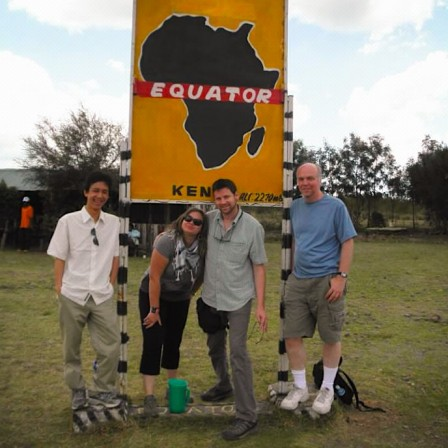Events and Adventures travel to Kenya