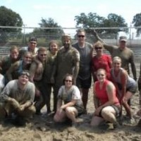 Minneapolis Mud Volleyball