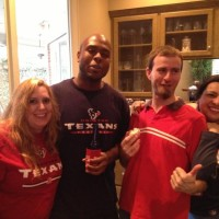 Houston Texans Singles Party