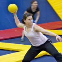 Events and Adventures Trampolene Dodgeball