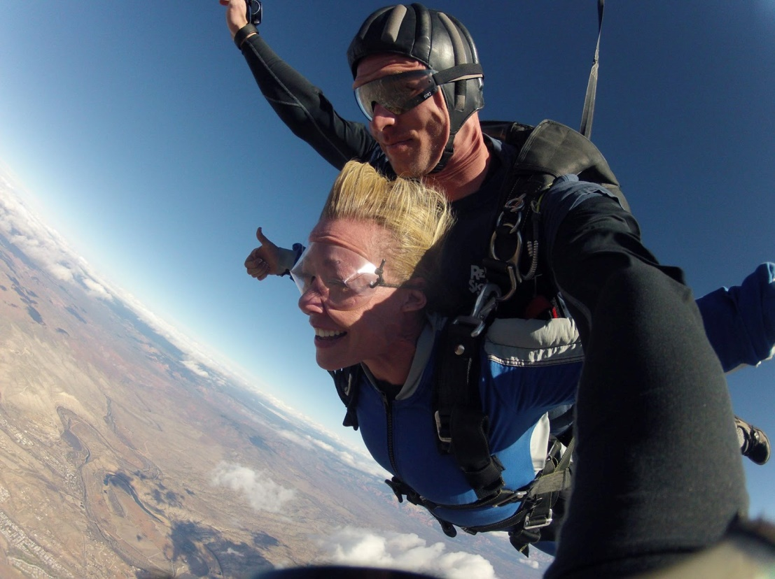 Skydiving in Phoenix