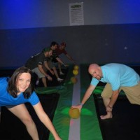 Dallas Trampoline dodgeball