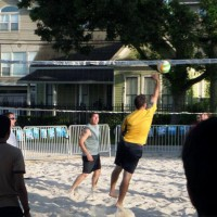 Houston Volleyball for singles