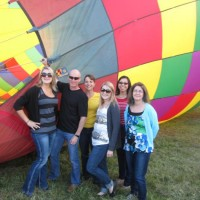 Dallas Hot Air Ballooning Event