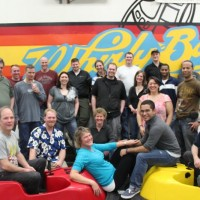 whirlyball events for singles