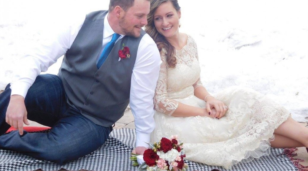 Cassie & Her Husband - Meet your future at Events & Adventures
