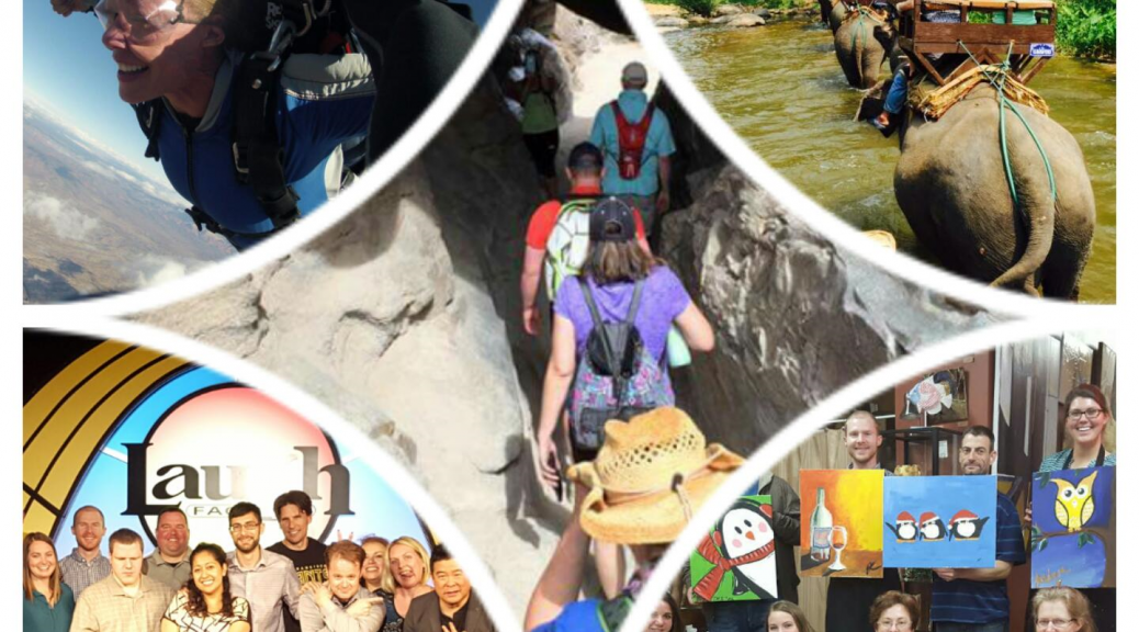 Single group events with Events & Adventures Phoenix