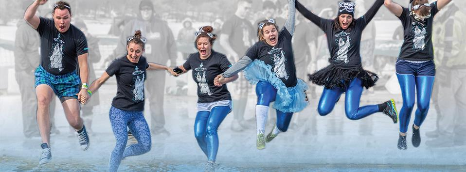 Polar Plunge with Events & Adventures