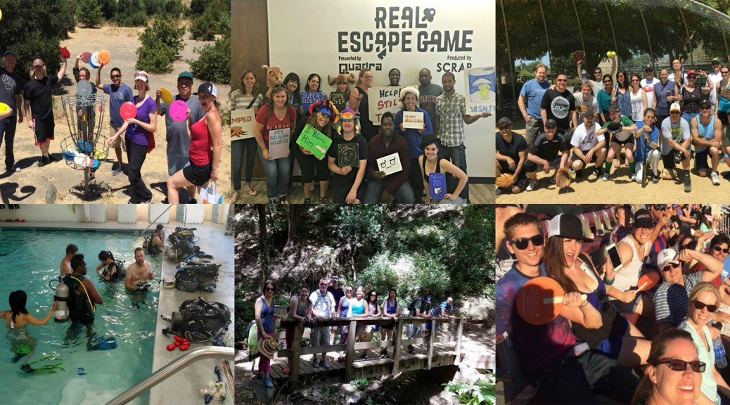 Escape game and other fun events with Events & Adventures Bay Area