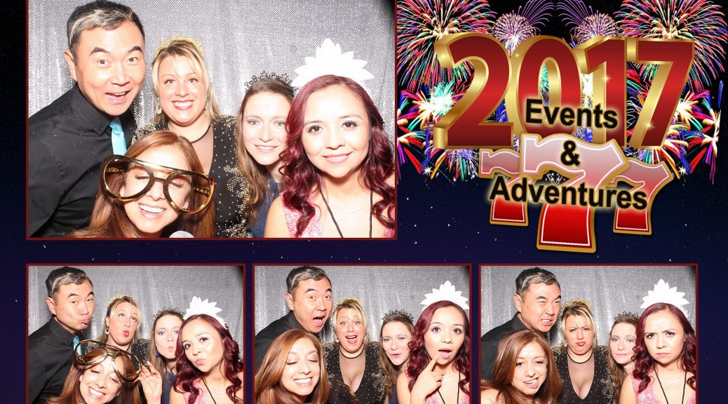 Events & Adventures New Year's Eve Party
