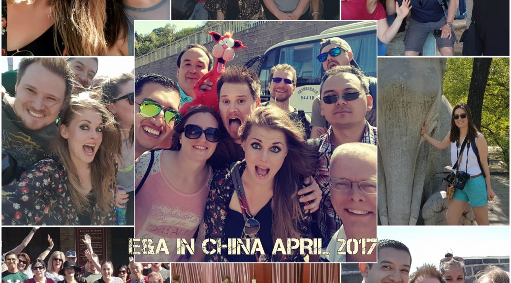 China trip with Events & Adventures