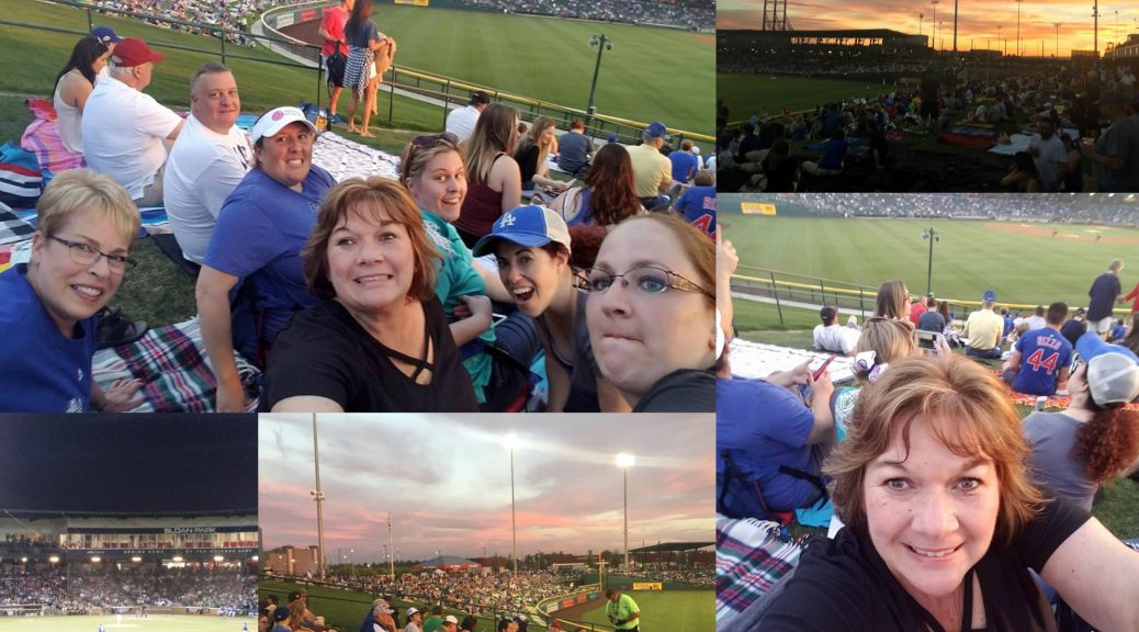 Spring training game with Events & Adventures