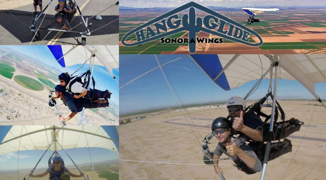 Hang gliding adventure with Events & Adventures