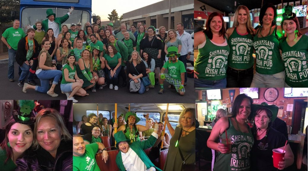 St. Patrick's Day with Events & Adventures Phoenix