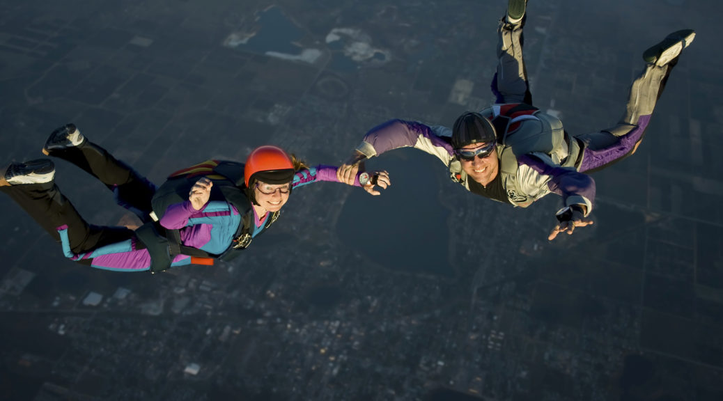 skydiving meetup in dallas
